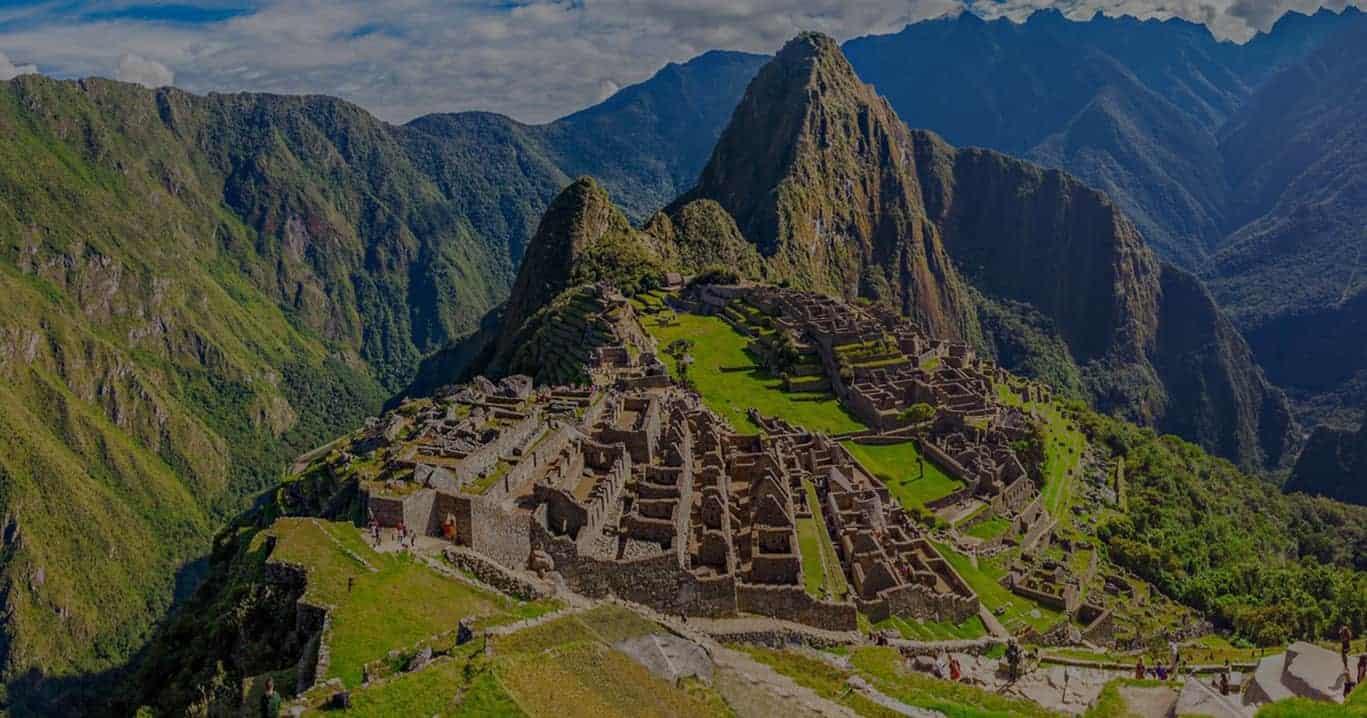 Viaje en moto organizado Perú